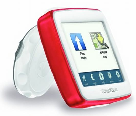 TomTom Ease arrives in limited edition red for Valentine's Day