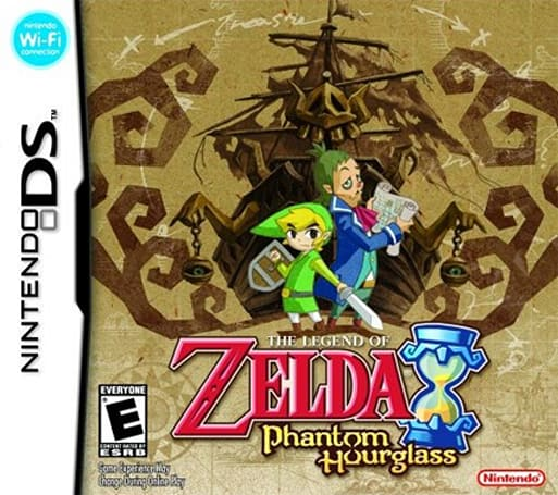 DS Fanboy Review: The Legend of Zelda: Phantom Hourglass