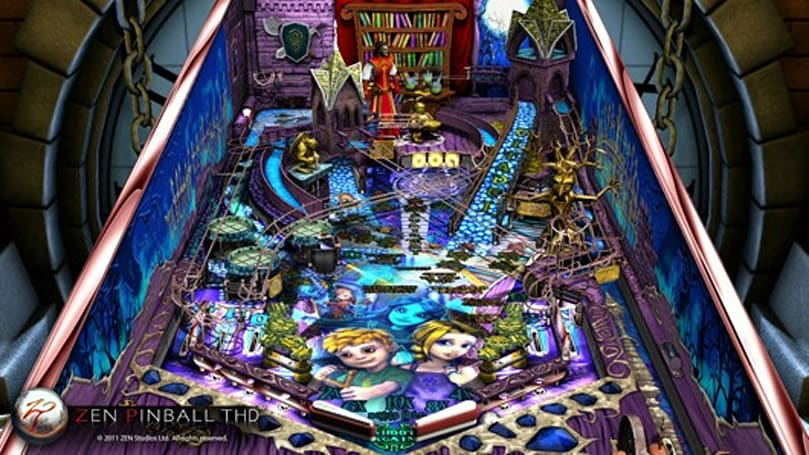 Zen Pinball THD has a ball with Tegra 2 on Android devices