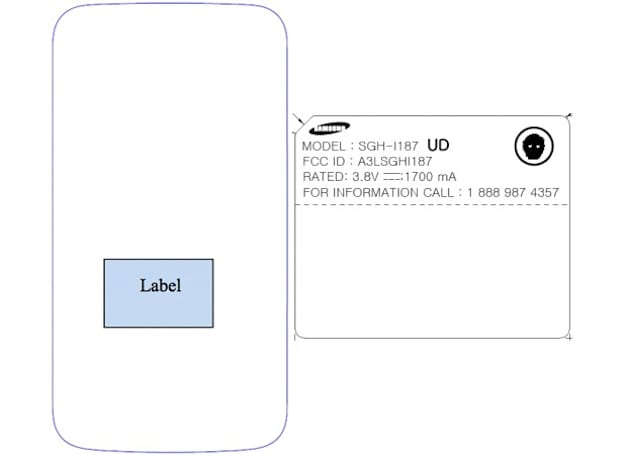 Samsung SGH-i187 reaches the FCC, may be a Windows Phone for AT&T