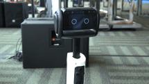 可以騎的機器人,Ninebot Segway Robot 主站動手玩