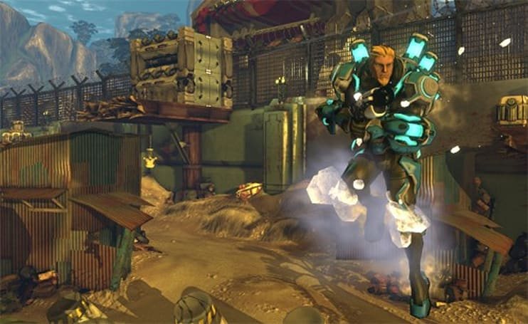 Firefall launching in December