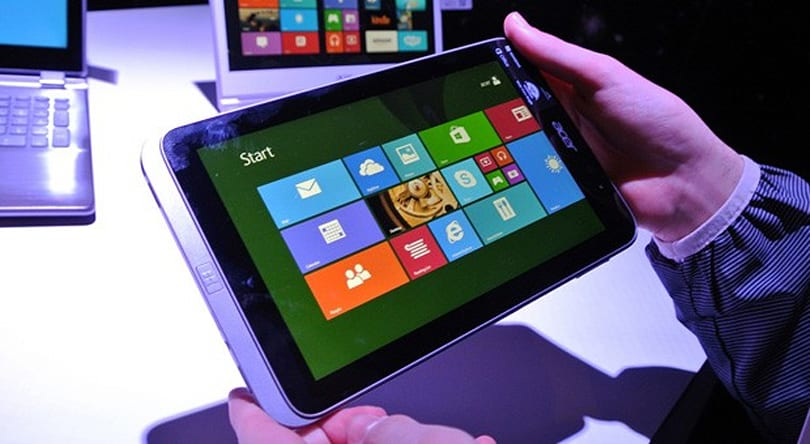 Acer Iconia W4 tablet spotted at event with Bay Trail chip, IPS display (video)