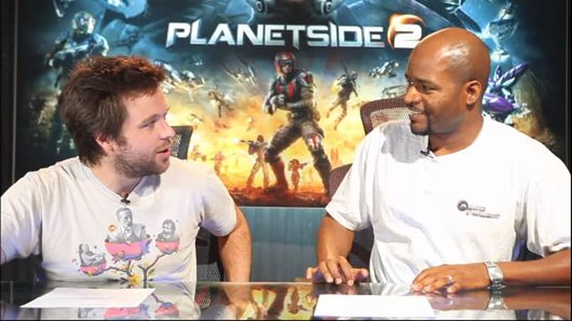 PlanetSide 2: Tramell Isaac out, Bill Yeatts in