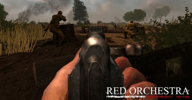 Red Orchestra: Ostfront 41-45 out on Mac, RO2 free this weekend
