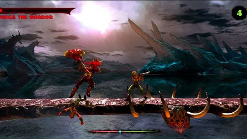 Free God of Blades spinoff turns you and a friend into 'Slayers'