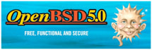 OpenBSD 5.0 offers more hardware compatibility, less bugs