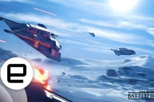 Playdate: Waging War in the 'Star Wars: Battlefront' Beta