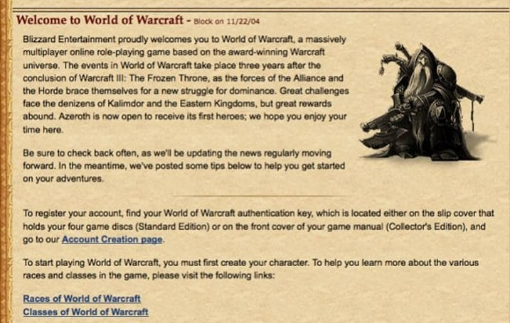WoW's 5th anniversary: Our writers' memories