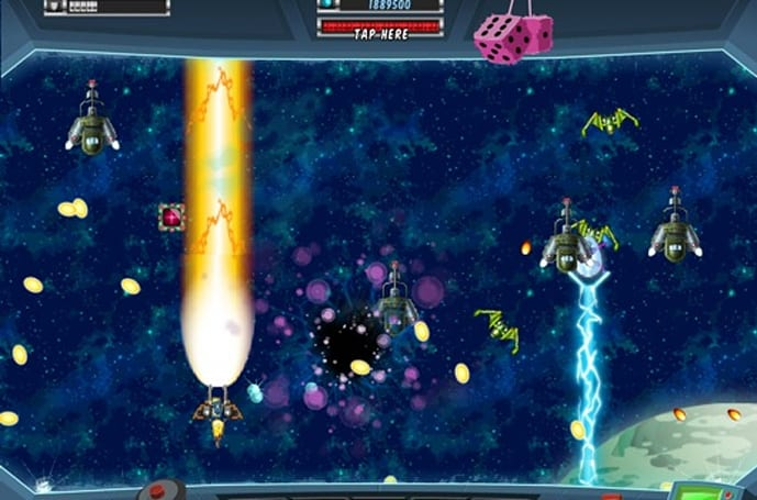 A Space Shooter for Two Bucks goes 'Free' on iOS