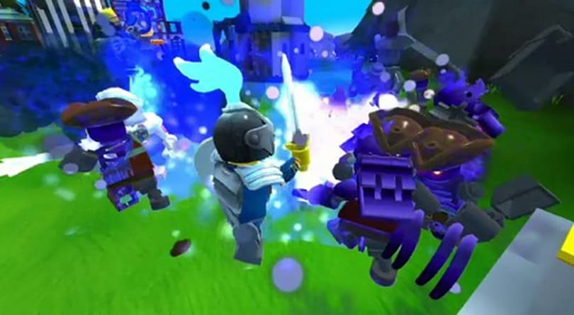 LEGO Universe goes F2P today