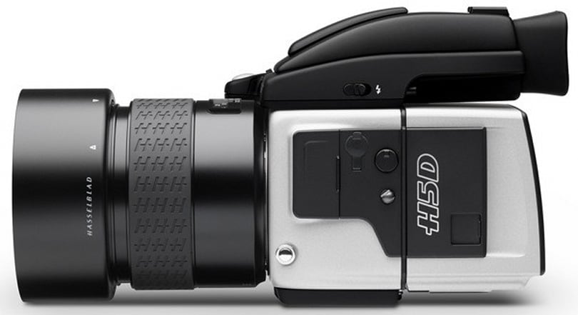 Hasselblad H5D coming December with new focus system, design, up to 60 megapixels