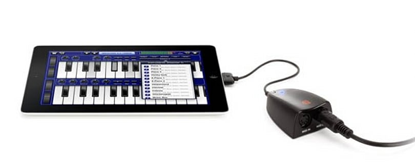 Griffin's MIDIConnect now available at $80 to make beautiful music with your iDevice (video)
