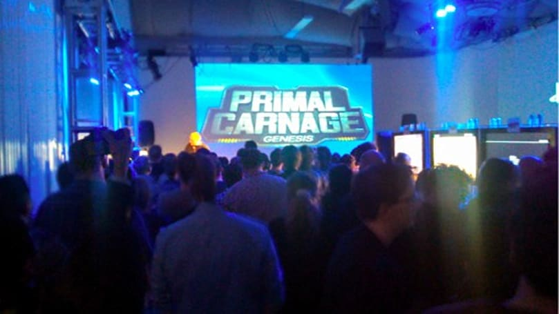 Primal Carnage: Genesis unchained in new trailer