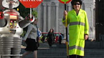 Samsung patent application explores the possibility of phasing out human crossing guards