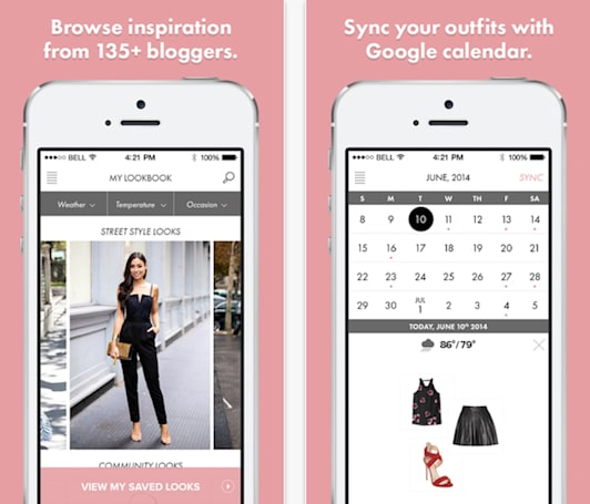 Earth to Judy Jetson: The fashion app of your dreams has arrived