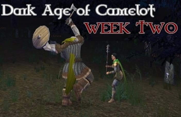 Choose My Adventure: Dark Age of Camelot, week two