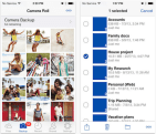 Microsoft brings auto photo backup to SkyDrive for iOS