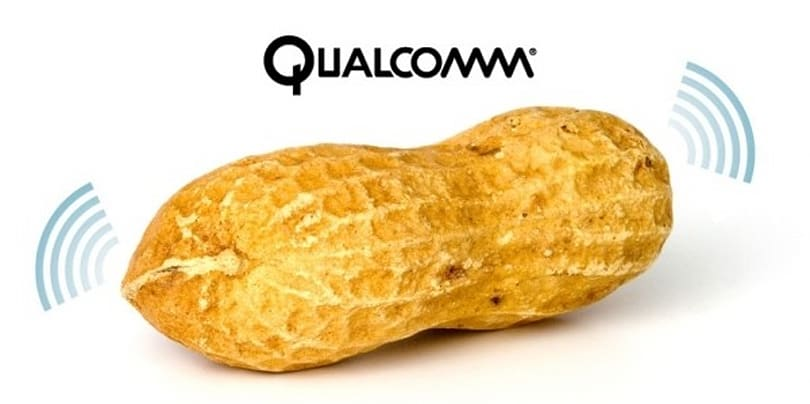 Qualcomm's Peanut challenges ZigBee, Bluetooth for control of your personal area network next year