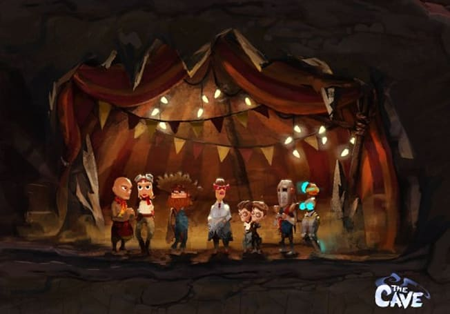 The Cave review: Seven spelunkers, none decent
