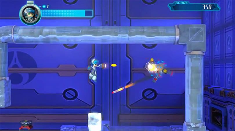 Mighty No. 9 footage looks mega-familiar