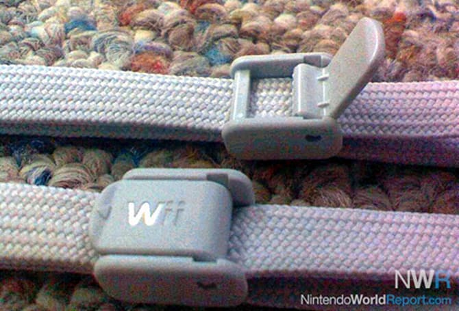Nintendo adding locking clasp to Wiimote wrist straps?