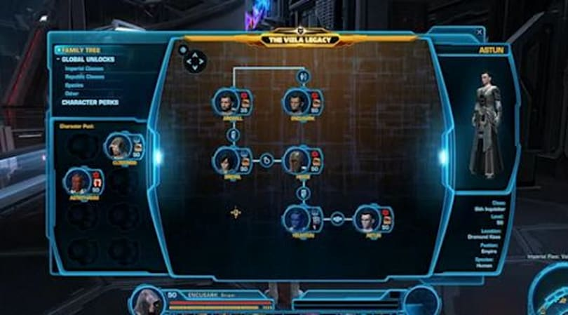 Leave your legacy with Star Wars: The Old Republic's newest dev dispatch video