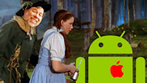 Steve Wozniak thinks Apple should build an Android smartphone