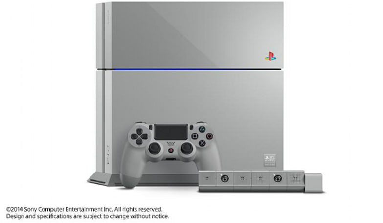 20th Anniversary Edition PS4 pays homage to original PlayStation