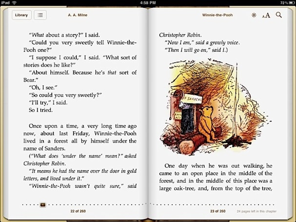 iPad apps: books and comics galore
