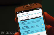 Spritz's speed-reading tech shows up to 1,000 words a minute, makes its debut on Samsung devices