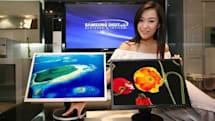 Samsung's new 22-inch widescreen LCD