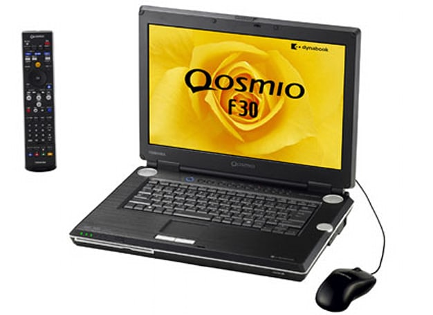 Toshiba announces spec bumps for Qosmio, Dynabook laptops