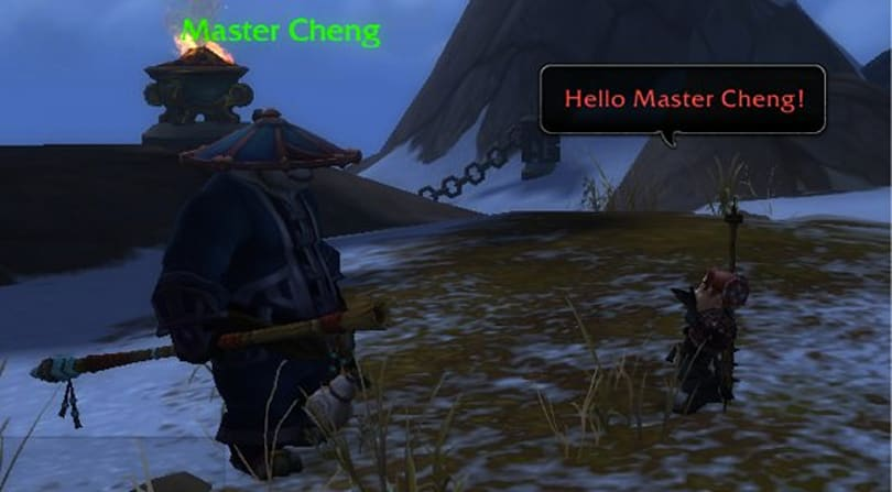 How to say, shout, and generally get your message across in WoW