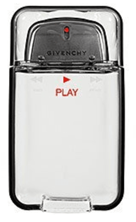 "Givenchy and Justin Timberlake unveil ""Play"" cologne in MP3 player-esque bottle"