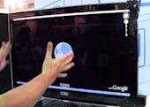 ITRI touchscreen technology lets you pinch-to-zoom boob tubes of any size (video)