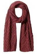 Women's Careen Cable Knit Scarf