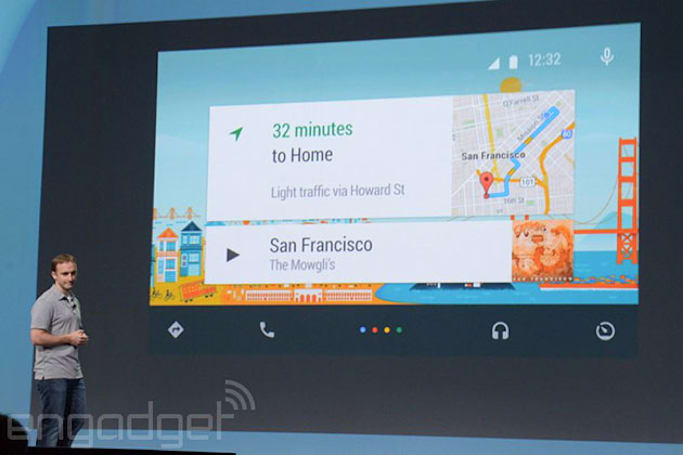 Google boosts in-car connectivity with Android Auto