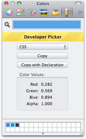 Developer Color Picker: For your pickiest developer