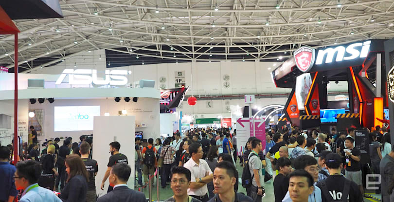 Welcome to Computex 2016!