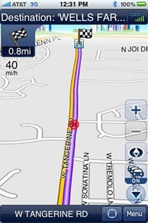 G-Map back in action with new nav app