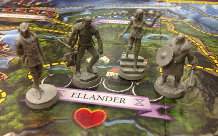 Witcher Adventure Game brings board game epic back to the PC