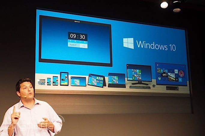 Microsoft reportedly planning Windows 10 event for January