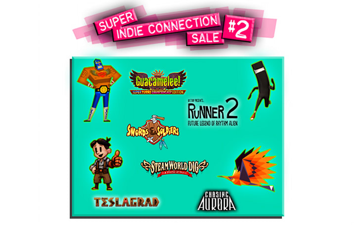 Guacamelee, Runner, Teslagrad and more join Nintendo eShop sale