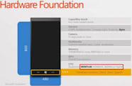 Microsoft's latest WP7 chassis spec includes second-gen Snapdragon, optional gyroscope