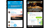 Foursquare redesign for iOS brings you more location info at a glance