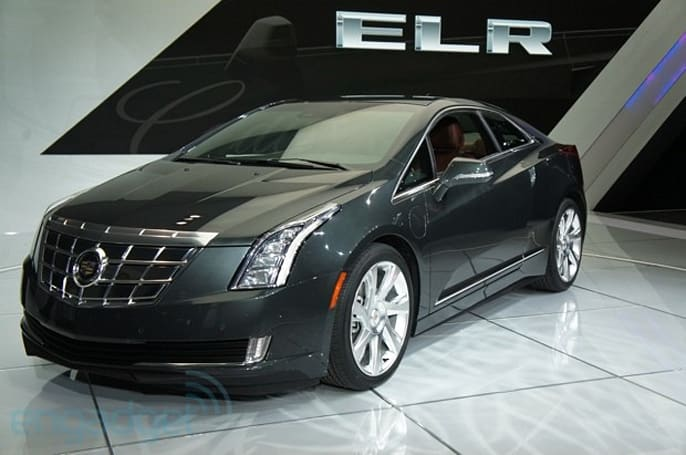 Cadillac ELR unveiled: A Volt for the luxury set (updated with pictures)