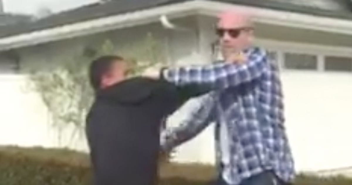 Protests Erupt After Video Shows Off-Duty LAPD Cop Firing A Gun In Dispute With Teen