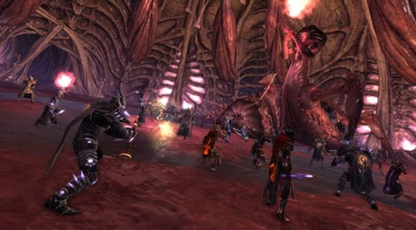 Trion outlines RIFT's Empyreal Assault patch, F2P offerings
