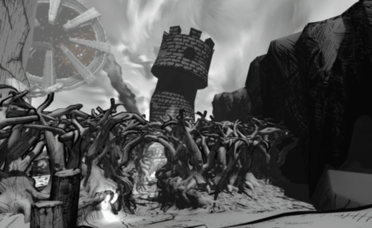 BioShock devs' The Magic Circle fights the user